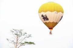 Internationale de Ballonfiesta van het Singhapark, Thailand Royalty-vrije Stock Fotografie