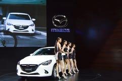 Internationale de Motorshow 2015 van Bangkok Stock Foto