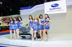 Internationale de Motorshow 2015 van Bangkok royalty-vrije stock foto