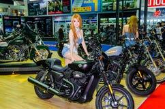 Internationale de Motorshow 2015 van Bangkok Royalty-vrije Stock Afbeelding