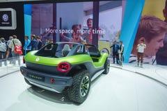 Internationale de Motorshow 2019 van Genève royalty-vrije stock foto's