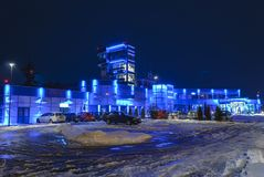 Internationale Luchthaven Craiova Stock Fotografie