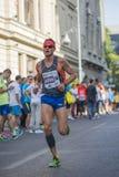 Internationale Marathon 04 van Boekarest van de Raiffeisenbank 10 2015 Stock Foto's