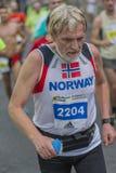 Internationale Marathon 04 van Boekarest van de Raiffeisenbank 10 2015 Royalty-vrije Stock Afbeeldingen