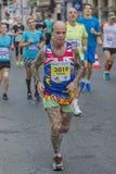 Internationale Marathon 04 van Boekarest van de Raiffeisenbank 10 2015 Royalty-vrije Stock Afbeelding