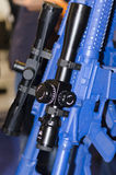 Internationale militärische Ausrüstung angemessen - Bukarest Lizenzfreie Stockfotos
