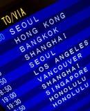 Internationale Reise Stockbilder