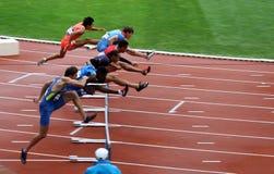 Internationale Spiele DecaNation im Freien am 13. September 2015 in Paris, Frankreich Stockfotos