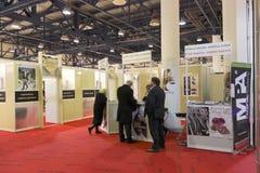 Internationale Tentoonstelling Royalty-vrije Stock Foto