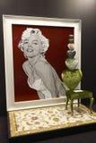 Internationale tentoonstelling MosBuild 2011 Royalty-vrije Stock Afbeelding