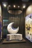 Internationale tentoonstelling MosBuild 2011 Royalty-vrije Stock Fotografie