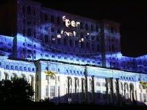 Internationale Videoafbeeldingswedstrijd - iMapp Boekarest stock videobeelden