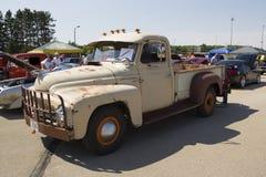 1952 Internationale Vrachtwagen l-120 Stock Fotografie