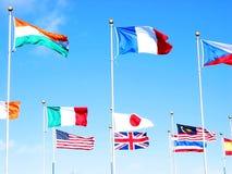 Internationale zaken 3 royalty-vrije stock afbeelding