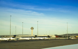 Internationaler Flughafen Australien Perths Stockfotografie