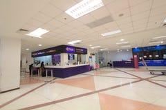 Internationaler Flughafen Chiang Mais Lizenzfreie Stockfotografie