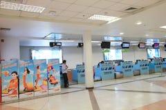 Internationaler Flughafen Chiang Mais Stockfotos