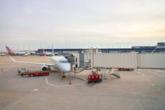 Internationaler Flughafen Chicago-O'Hare Stockbilder