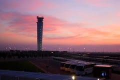 Internationaler Flughafen Enfidha Hammamet stockfotografie