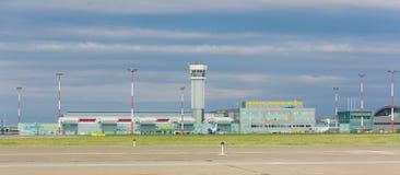 Internationaler Flughafen Kasans Stockbilder