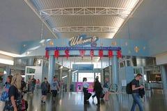 Internationaler Flughafen McCarran in Las Vegas Stockfotografie