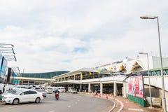 Internationaler Flughafen Phuket am 16. Dezember 2015 Lizenzfreies Stockbild