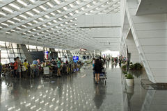 Internationaler Flughafen Taipehs Lizenzfreies Stockbild