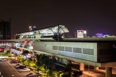 Internationaler Flughafen Taoyuan MRT Lizenzfreies Stockbild