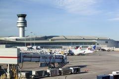 Internationaler Flughafen Torontos Pearson Lizenzfreie Stockfotos