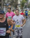 Internationaler Marathon 04 Raiffeisen-Bank-Bukarests 10 2015 Stockfoto