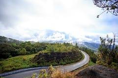Internationaler Naturlehrpfad Doi Inthanon, Chiangmai, Thailand Stockfoto