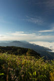 Internationaler Park Inthanon, Chiang Mai von Thailand Lizenzfreies Stockbild