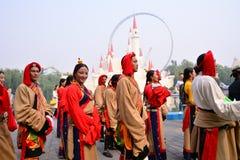 Internationaler Tourismus Pekings und Kultur-Festival Stockbilder