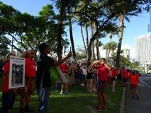 Internationaler Women's-Tag, Oahu Stockbilder