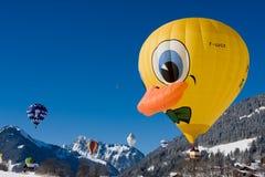 Internationales Ballon-Festival Stockbilder