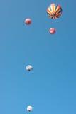 Internationales Ballon-Festival Montgolfeerie Lizenzfreie Stockfotografie