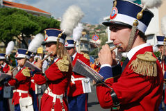 Internationales Festival der Musik-Bänder Lizenzfreies Stockfoto