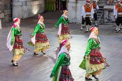 21. internationales Festival in Plowdiw, Bulgarien Lizenzfreie Stockfotografie