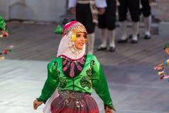 21. internationales Festival in Plowdiw, Bulgarien Stockfoto