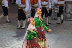21. internationales Festival in Plowdiw, Bulgarien Stockbild