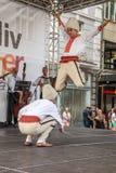 21. internationales Festival in Plowdiw, Bulgarien Stockbilder
