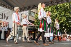 21. internationales Festival in Plowdiw, Bulgarien Lizenzfreie Stockbilder