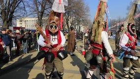 Internationales Festival von Maskerade-Spielen Surva in Pernik
