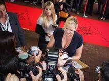 Internationales Film-Festival 2013 Torontos Stockbild