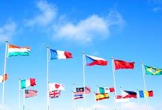 Internationales Geschäft lizenzfreies stockfoto