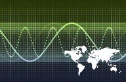 Internationales globales Geschäft Lizenzfreies Stockfoto