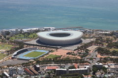 Internationales Stadion Cape Towns, Cape Town, Südafrika Stockbild
