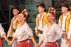 internationell festival 21-st i Plovdiv, Bulgarien Royaltyfri Foto