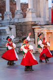 internationell festival 21-st i Plovdiv, Bulgarien royaltyfri fotografi