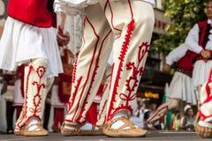 internationell festival 21-st i Plovdiv, Bulgarien Royaltyfri Fotografi